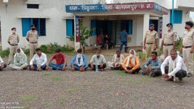 Photo of मछली चोरी के आरोप में पंडो जनजाति के 8 लोगों को पेड़ से बांध कर पीटा
