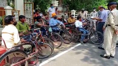 Photo of दिव्यांग संघर्ष समिति ने जबलपुर कलेक्टरेट को अपनी 10 सूत्री मांगों को लेकर ज्ञापन सौंपा