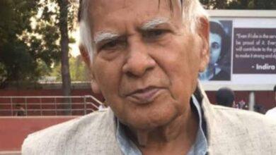 Photo of छत्तीसगढ़ के CM Bhupesh Baghel के पिता नंद कुमार बघेल को रायपुर पुलिस ने किया गिरफ्तार
