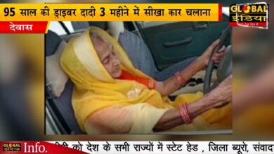 Photo of 95 साल की दादी बनी ड्राइवर
